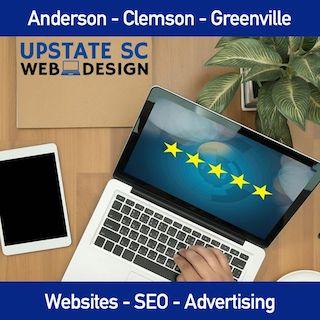 anderson sc web designer