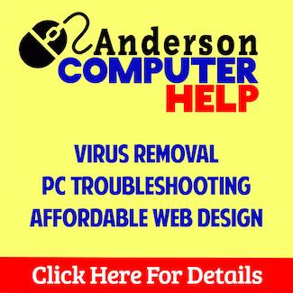 anderson sc computer help