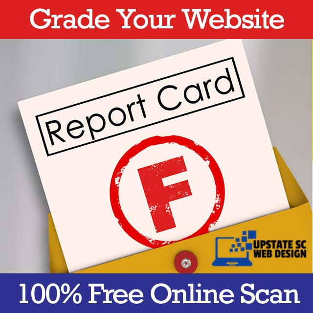 grade your website ad for sta