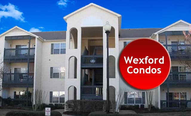 wexford condos for sale anderson sc